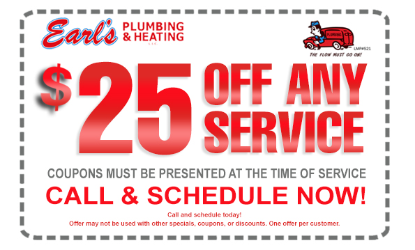 $25 OFF Any Plumbing Service